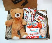 Box Kinder Bear