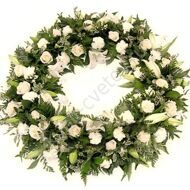 Lily for funeral