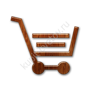 Glossy-waxed-wood-icon-business-cart5
