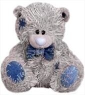 Gray mini bear 20cm