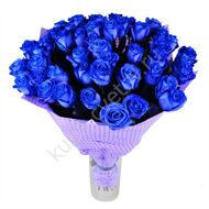 39 blue roses