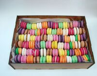 Mega mix of macarons  in the XL box