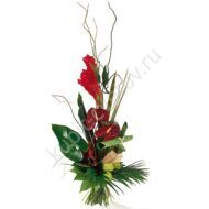 Exotic male bouquet