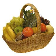 Fruit bast-basket