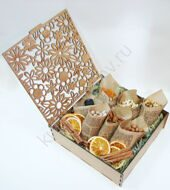 Forest Box with a decoration