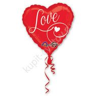Balloon heart Love