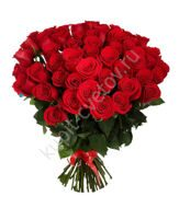 51 Red roses 50 сm