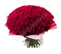 501 Red roses 50 cm