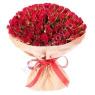 Bouquet of 101 red roses Kenya