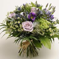 Light lilac bouquet
