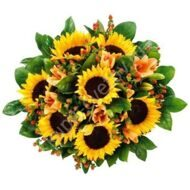 Bouquet Sunflower Seeds