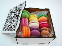 Box of macarons mix XS