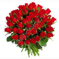 Bouquet of 51 red roses Kenya
